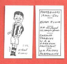 West Bromwich Albion Elfed Evans 279